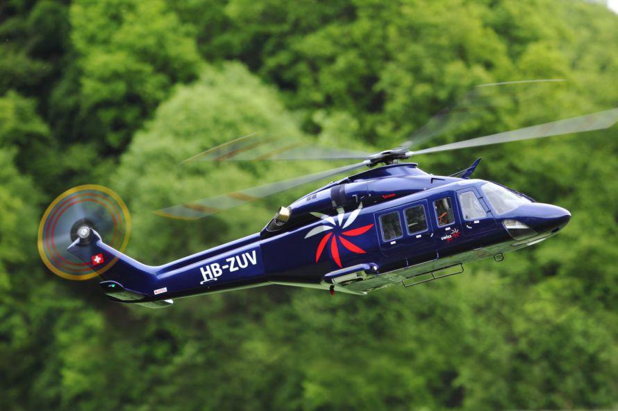 Agusta AW139 1:7 - Fuselage kitOrd No  1390