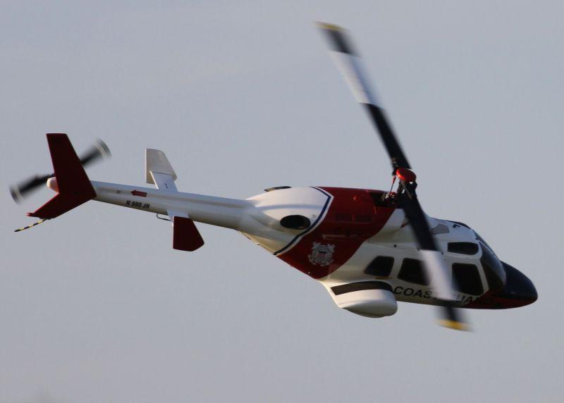 Bell 222 1 8 Fuselage Kit