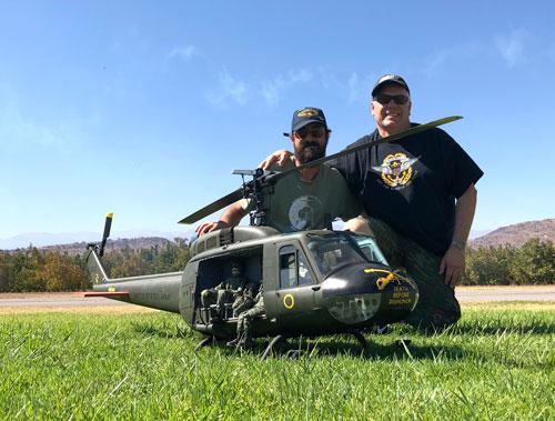VARIO Helicopter - Ferngesteuerte RC Modellhubschrauber