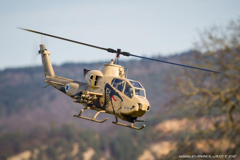 AH-15 Cobra 1:7 - Fuselage kitOrd No  7900