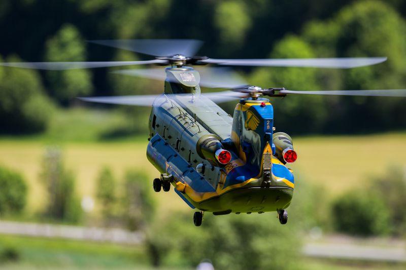 Chinook 1:11 - Fuselage kitOrd No  4800