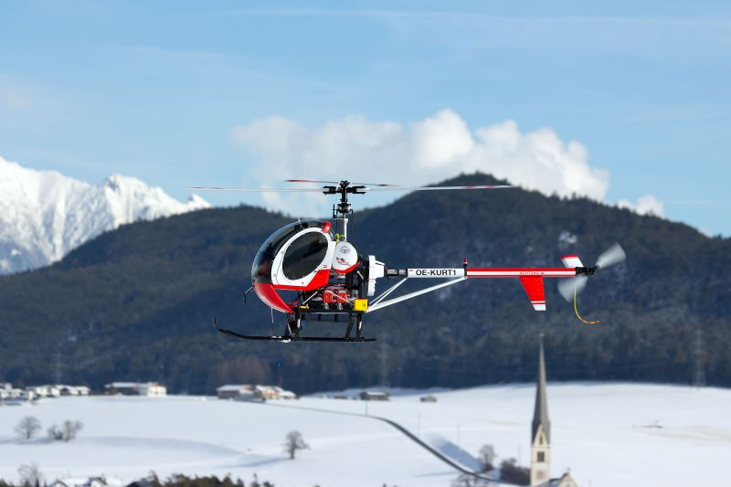 Schweizer 300c 15 Rumpfbausatzordno 6030
