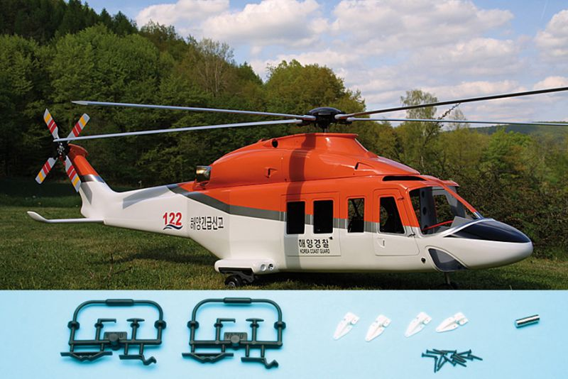 Aw 139 Helicopter manual Usa