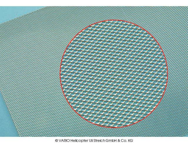 Grille de ventilation aluminium vario fr - Grille de ventilation exterieure aluminium ...
